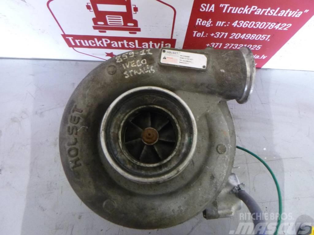 Iveco STRALIS TURBINE 3794997