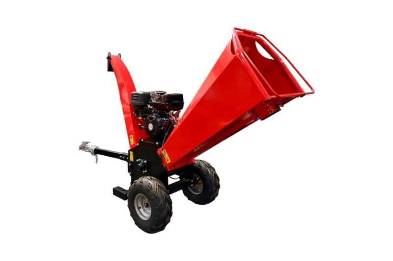Sino Plant Wood Chipper Petrol 120mm
