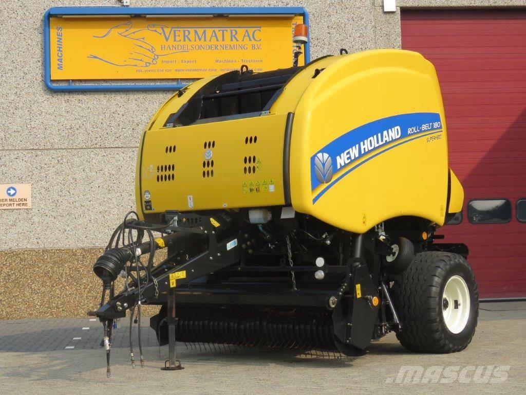 New Holland RB180 SF