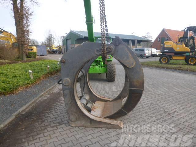 [Other] Holzgreifzange Volvo L150/L180