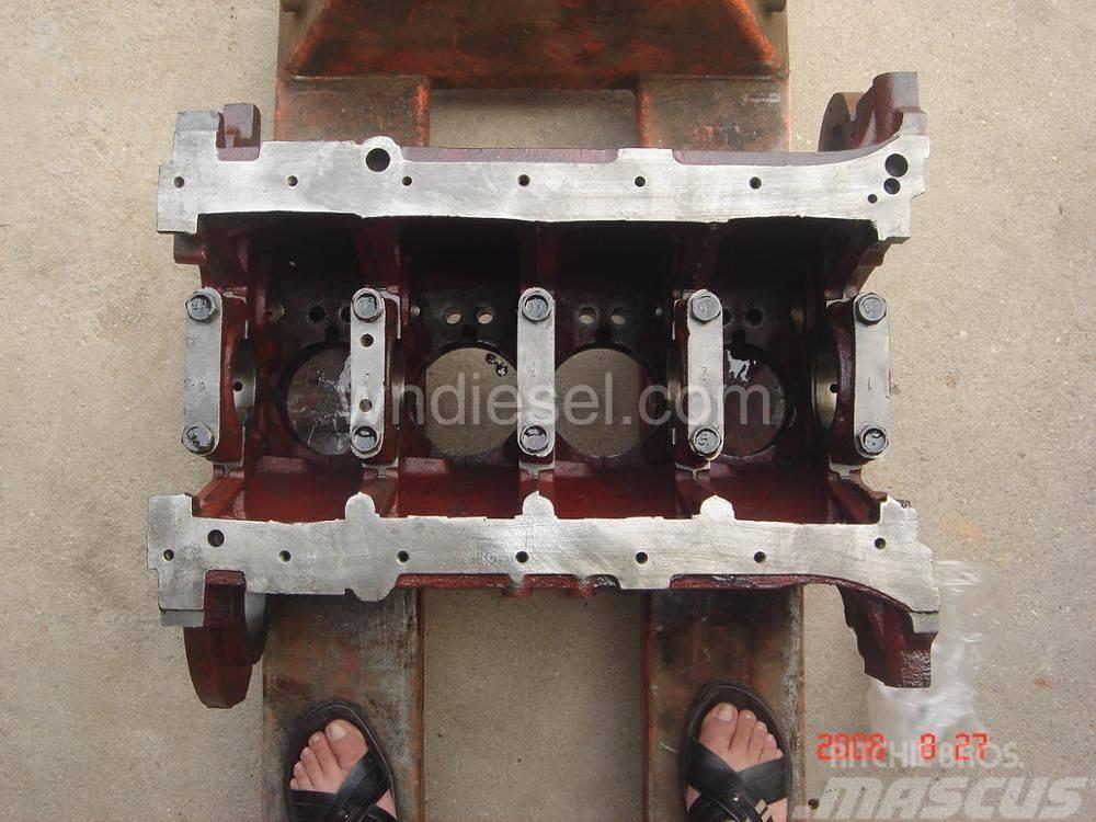 Deutz Diesel-Engine-Parts-F4L912-Crankcase