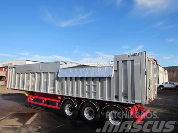 Benalu jordbruk mm LASTAR 34 ton Bulkliner tipptrailer, 2017, Tipptrailer