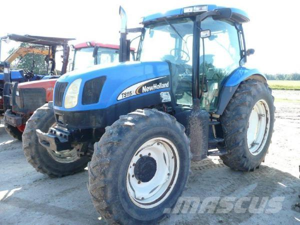 New Holland TSA115