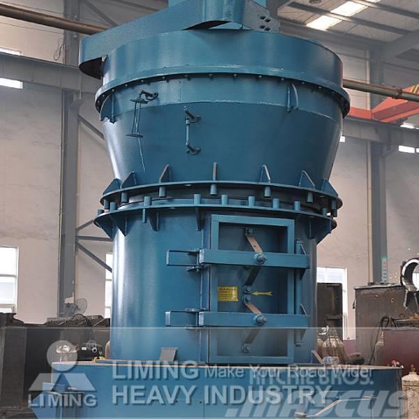 Liming TGM 130 molino trapecio seperpresión