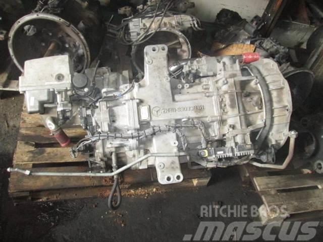 Mercedes-Benz Actros G330-12