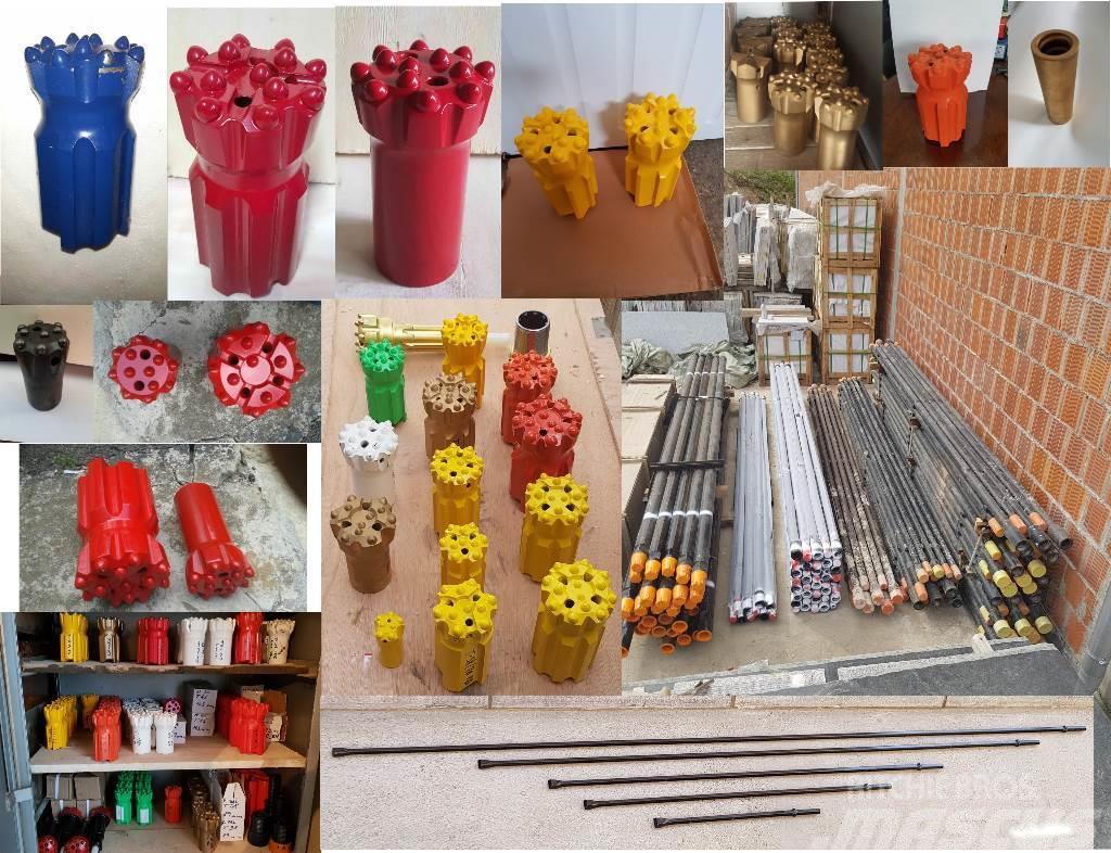 [Other] Drilling parts - Oprema za busenje