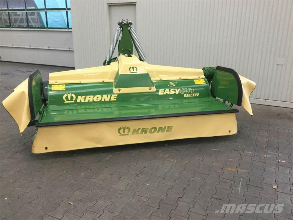 Krone EC F 320 CV - Float