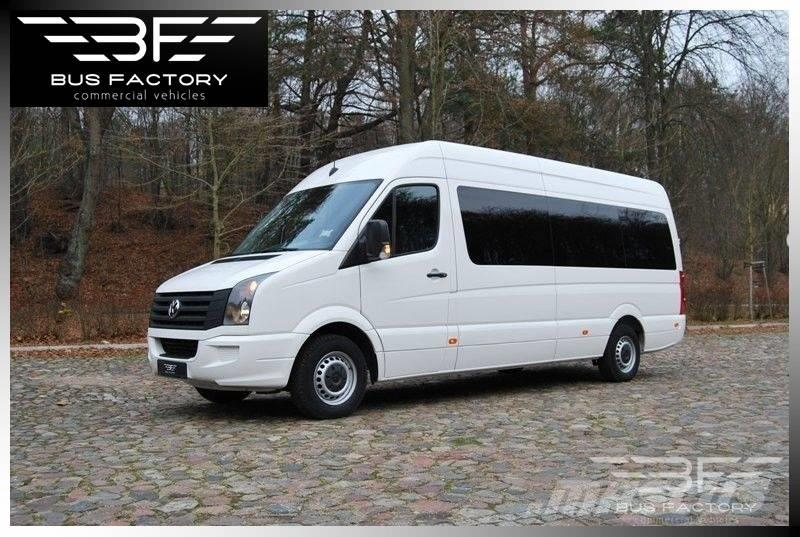 Volkswagen Crafter 35 Special 8+1 Office Edition !!