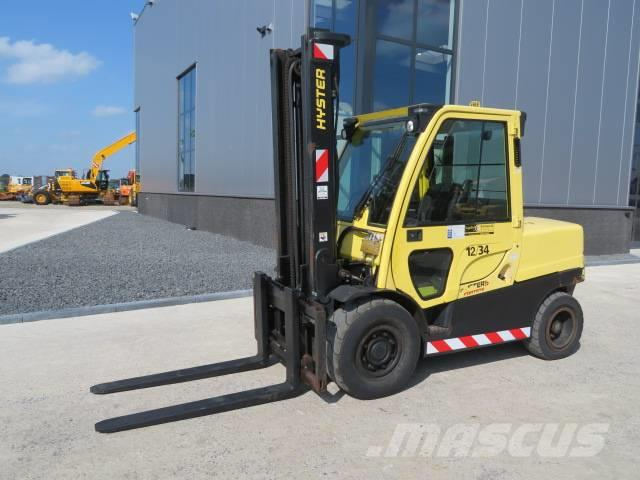 Hyster H 5.0 FT Fortens