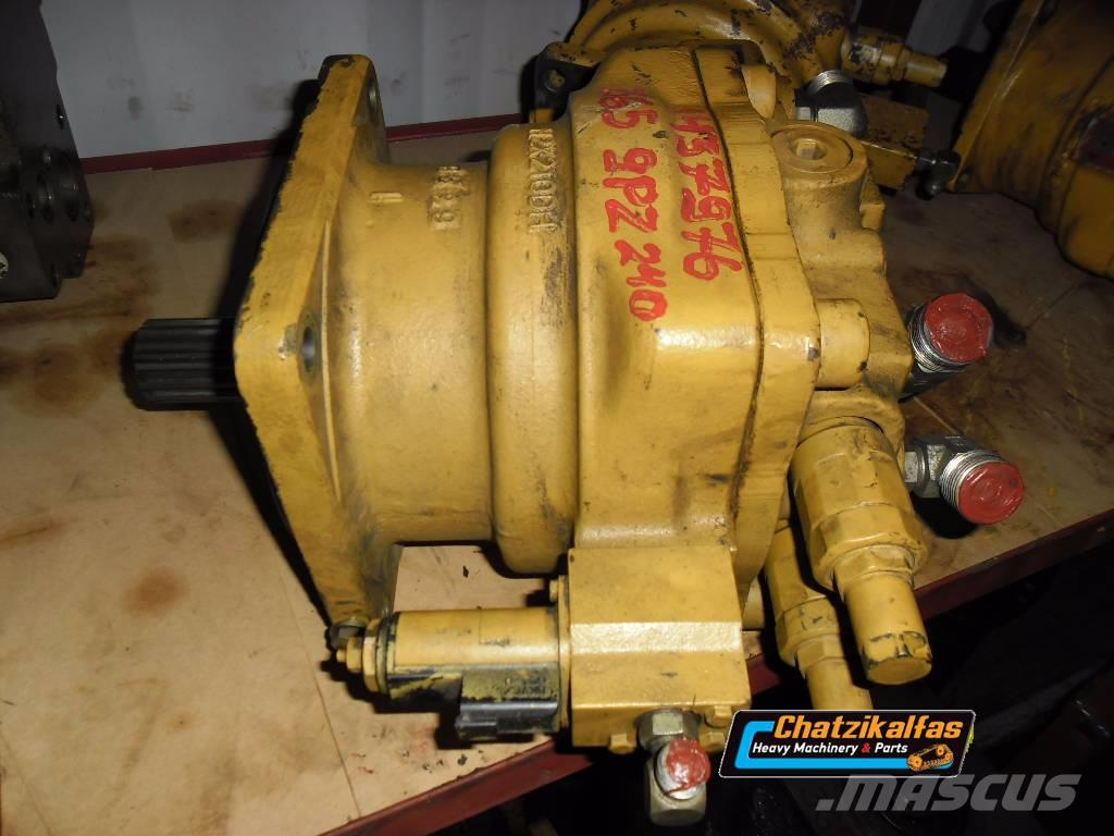 Caterpillar Swing Motor for 365 Excavator_hydraulics   Pre Owned