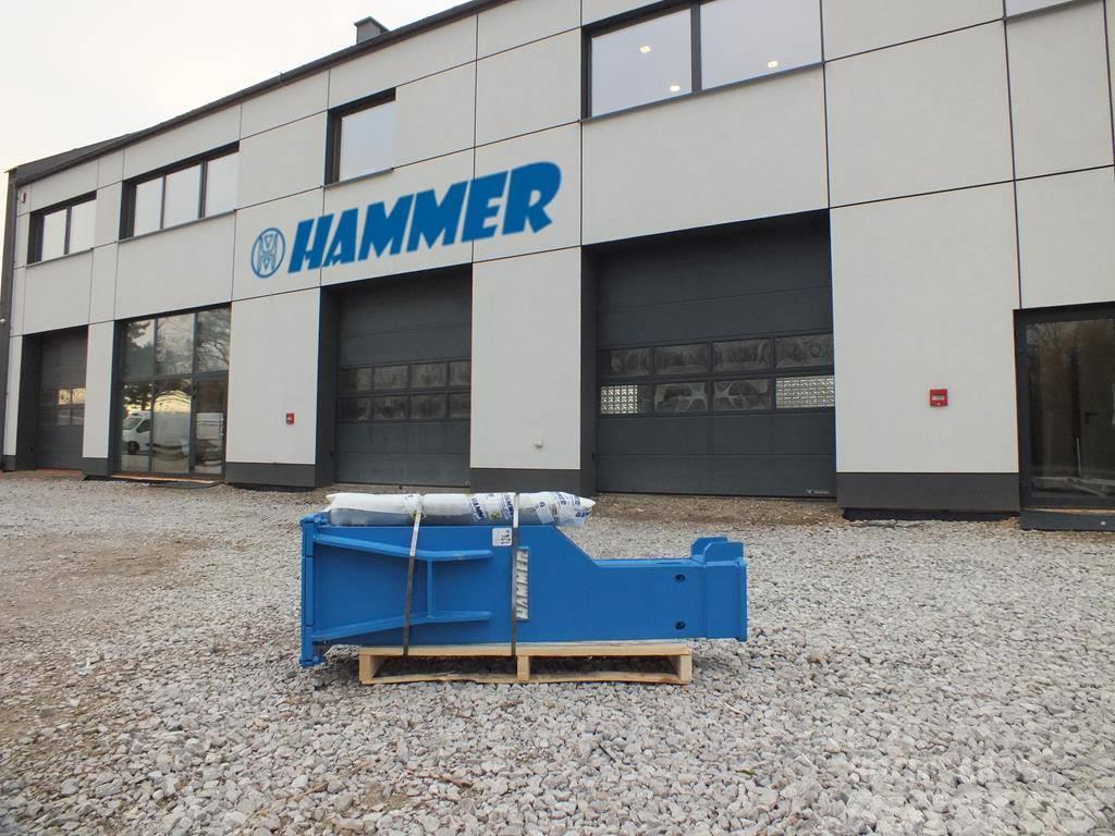 Hammer HM 3000 Hydraulic breaker 2850kg