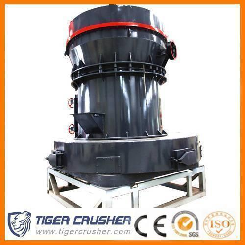 Tigercrusher MTM-110 AMERICAN TRAPEZOID MILL