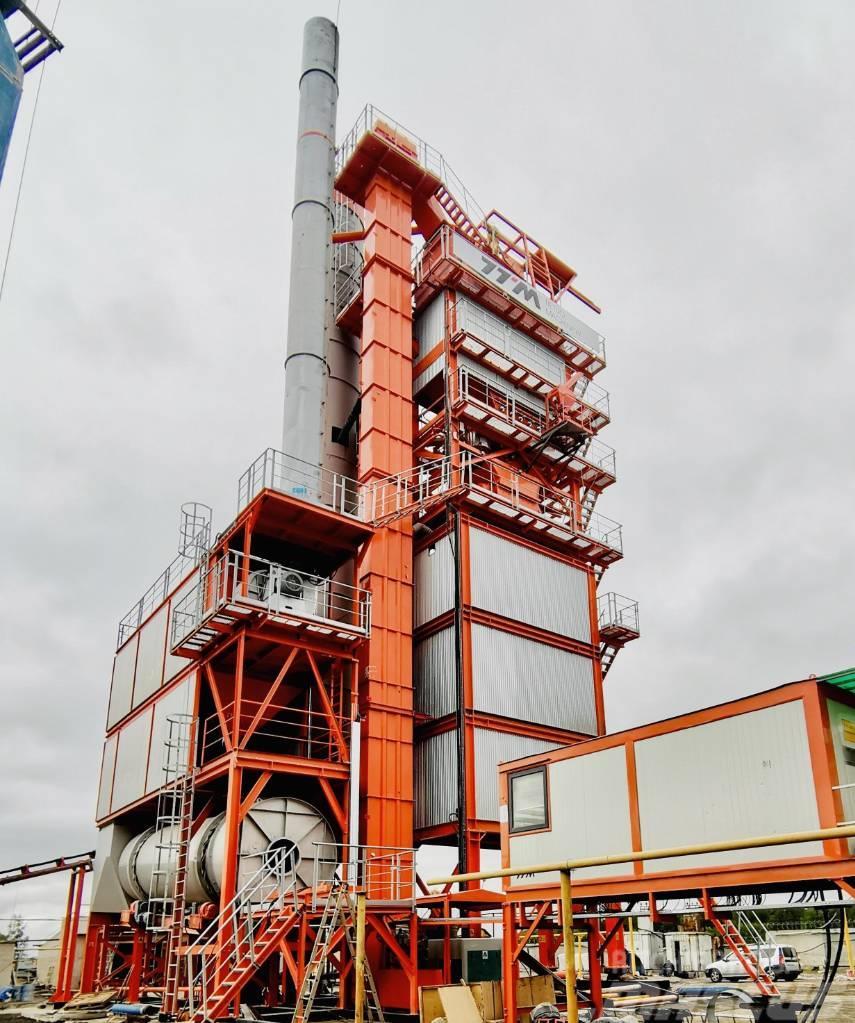[Other] TTM Tietuo Machinery GLB Asphalt Plant