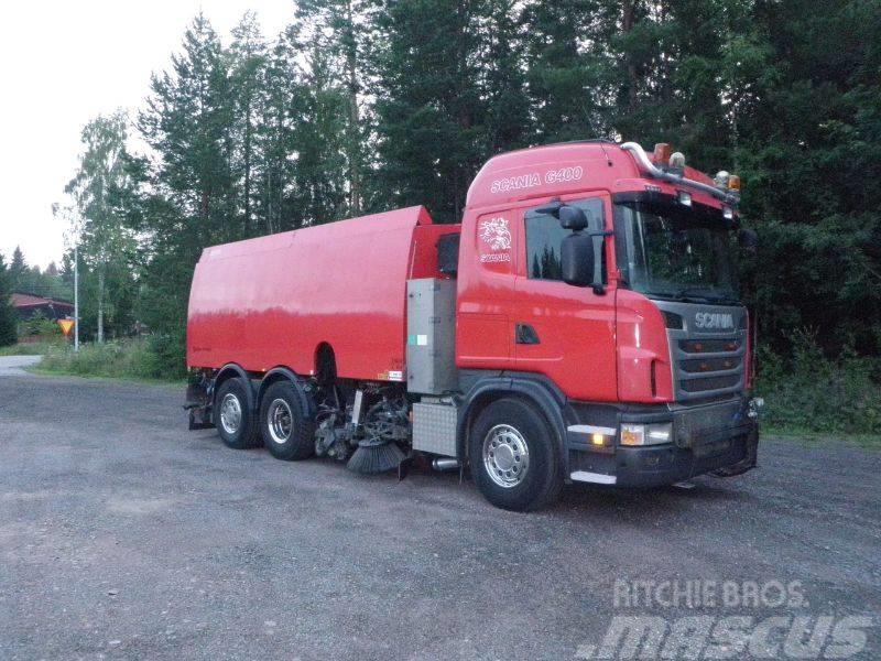 Beam S12000 Scania G400