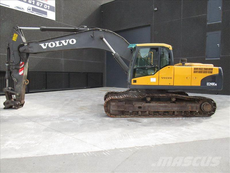Volvo EC 290 CNL
