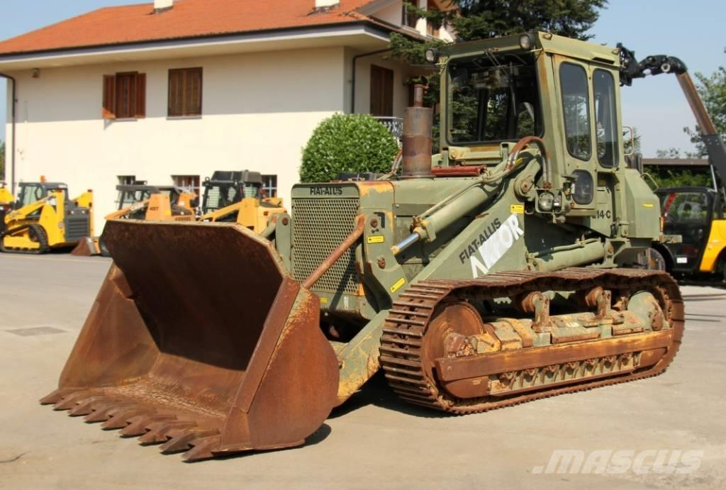 fiat allis fl 14 c 1985 italy used crawler loaders mascus usa mascus usa
