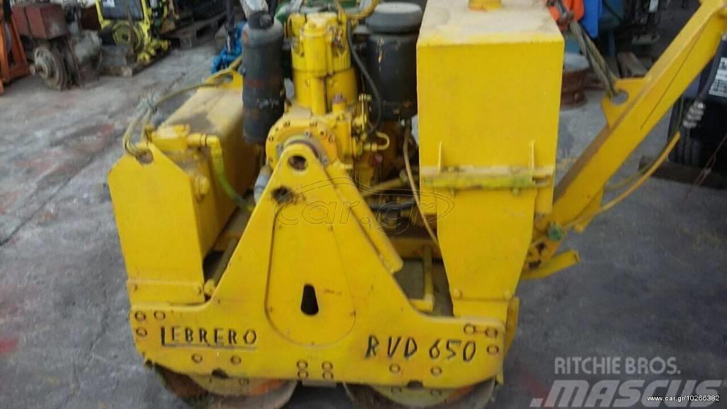 Hanix LEBRERO RVD 650