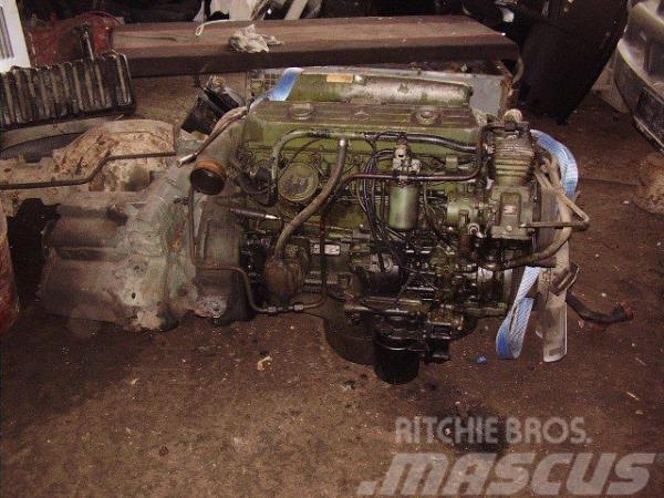 Mercedes-Benz 1117 om 366