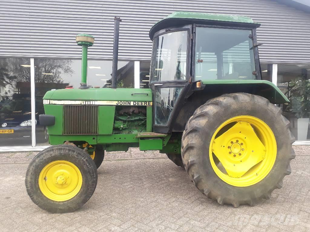 John Deere (marge) tractor 2140 SG 2