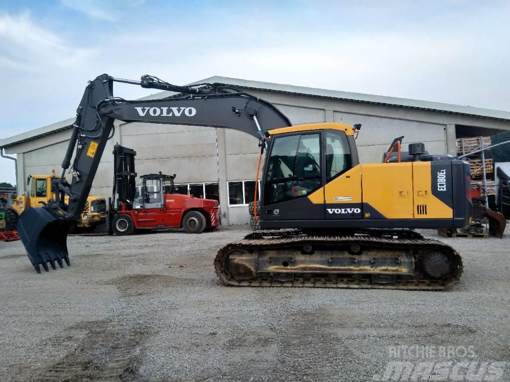 Volvo EC180EL