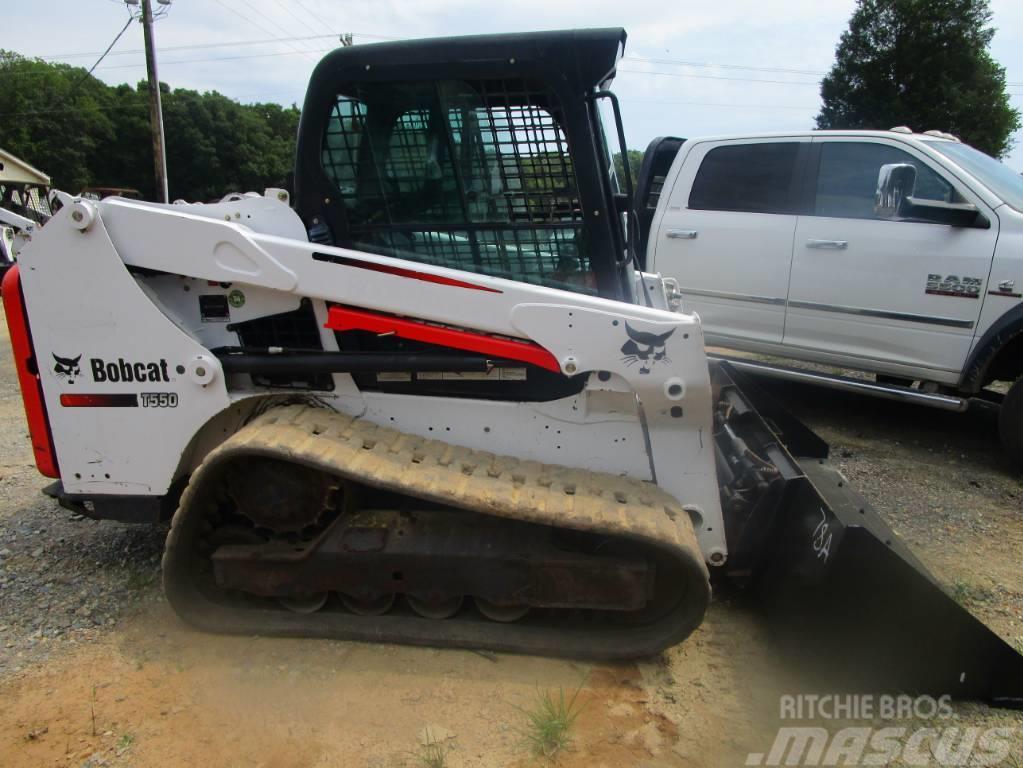 Bobcat T 550
