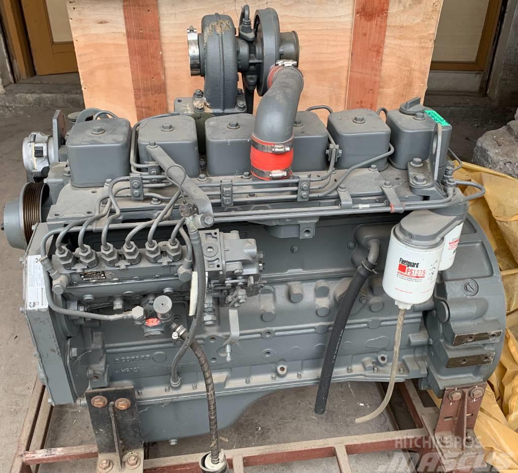 Cummins NEW 6BT 5.9L 12V Complete Engine Motor Assembly