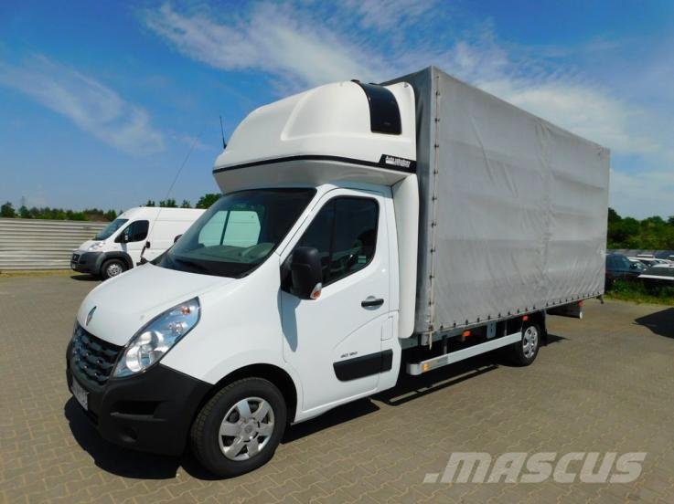 Renault MASTER dCi L3 Pack Clim 145 KM
