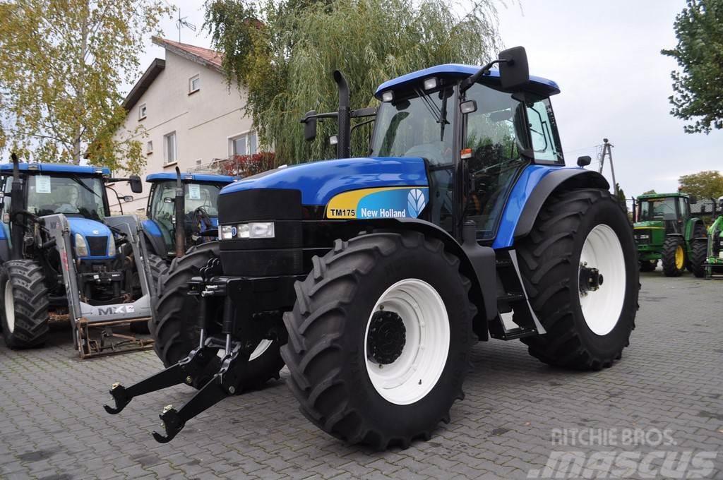 New Holland TM 175 PC