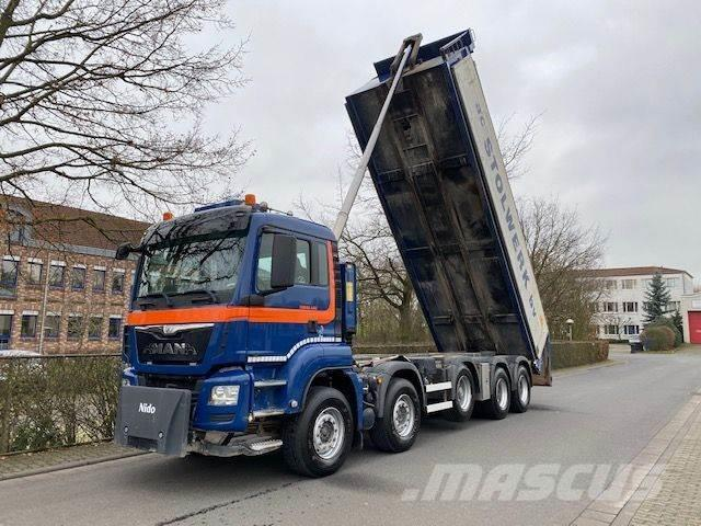 MAN TGS 49.440 10x4 / Euro 6 / Standklima