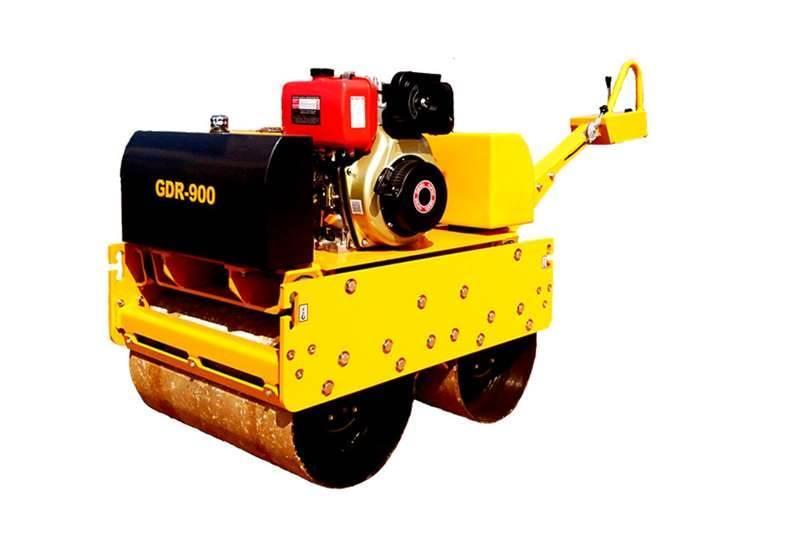 Sino Plant Walk Behind Vibration Roller 950 Kg Diesel
