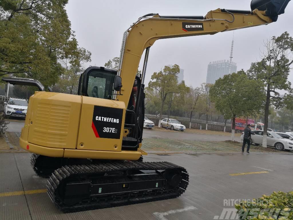 Cathefeng 307E2   Excavator  2018