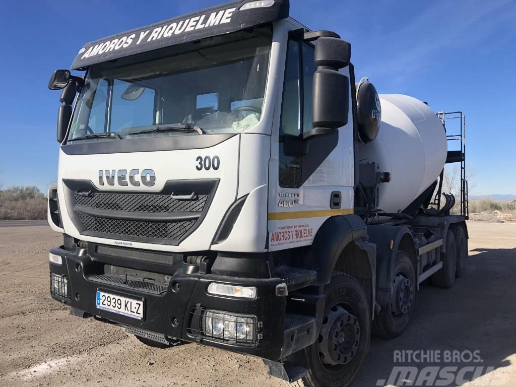 Iveco Trakker 400 REF: 2939