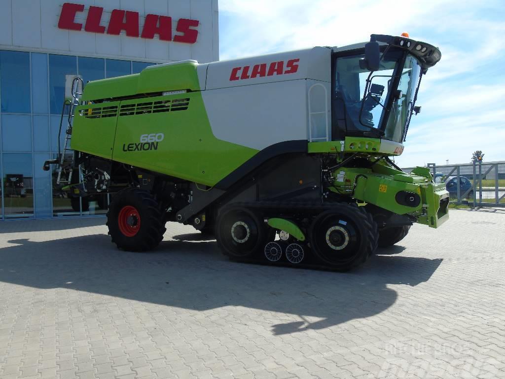 CLAAS LEXION 660 TT