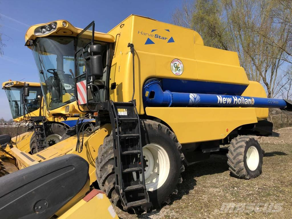 New Holland CSX7080 SL