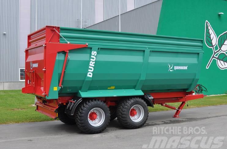 Farmtech DURUS 2000 pótkocsi