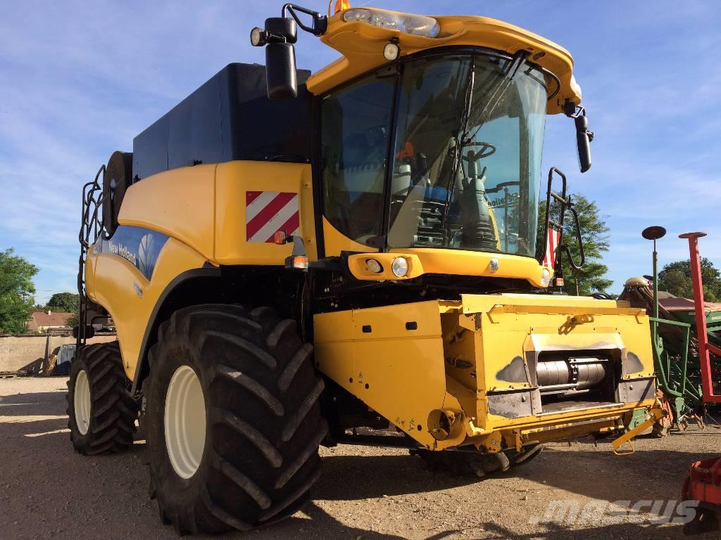 new holland cr9070 elevation occasion sens prix  115 000