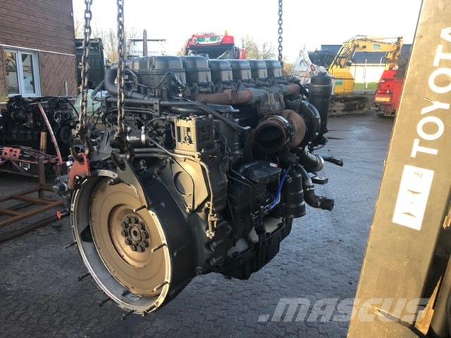 Scania DC13155 / 500 XPI EURO 6 MOTOR