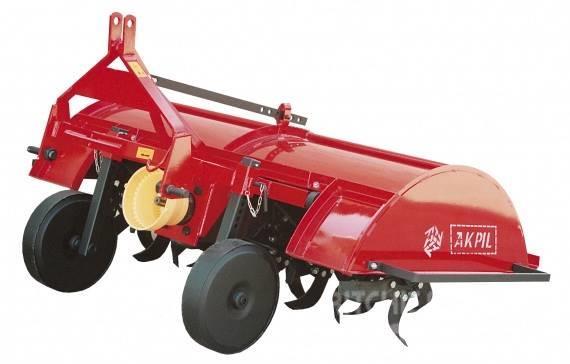 Akpil jordfræser fræser traktor fræser