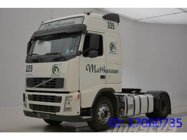 Volvo FH13.400 Globetrotter - ADR