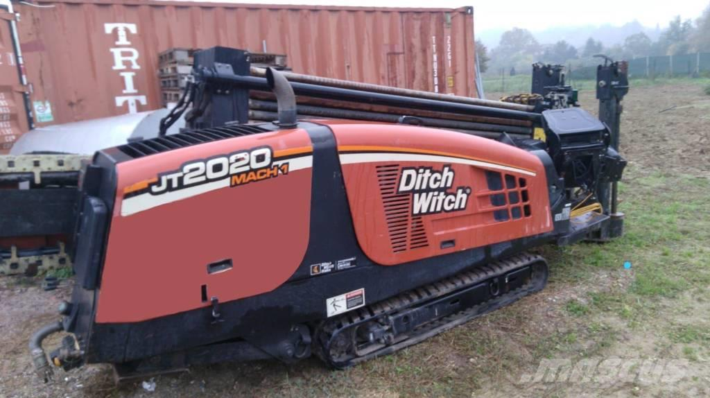 Ditch Witch JT 2020 Mach 1