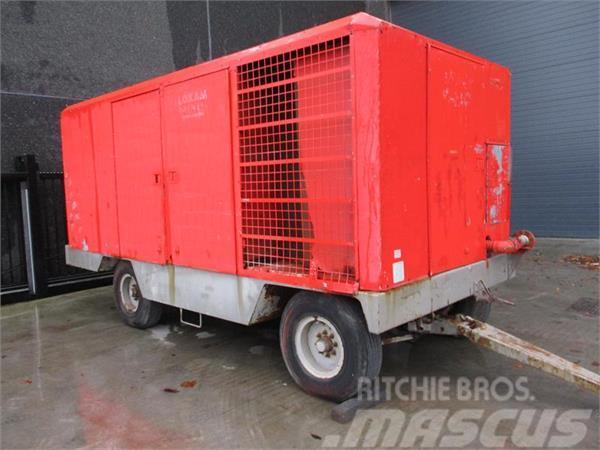 Ingersoll Rand P 1600 WCU