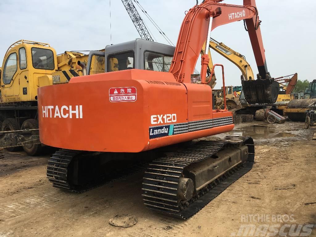 Hitachi EX120-1
