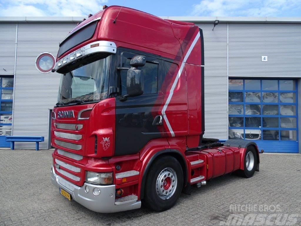 Scania R440 / AUTOMATIC / RETARDER / NL-TRUCK / NICE TRUC