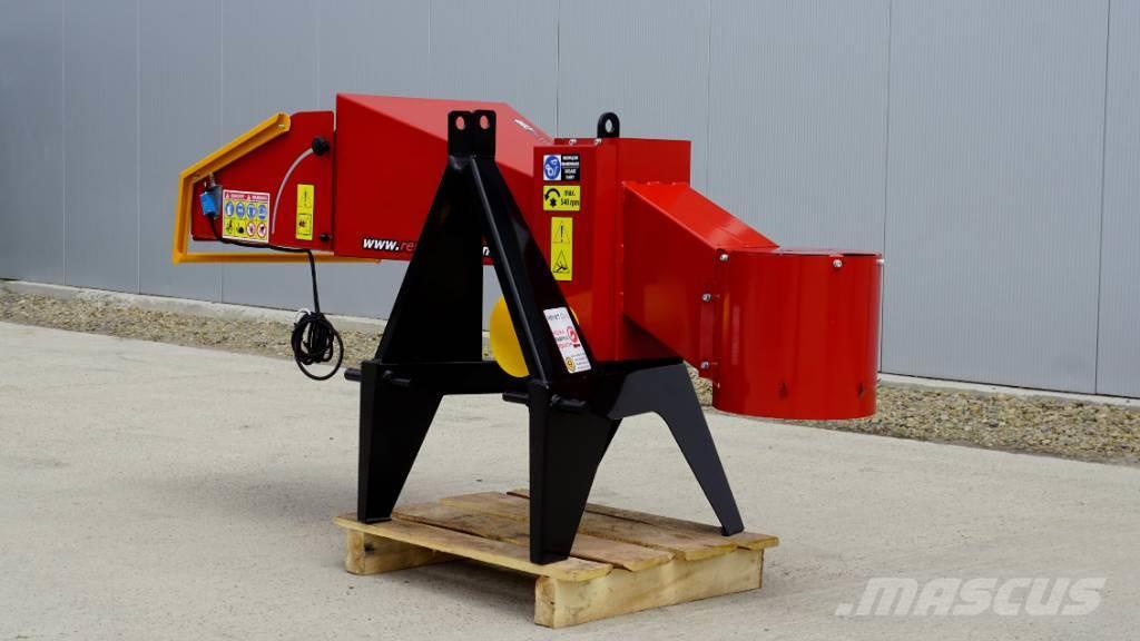 REMET Wood chipper R120 Rębak