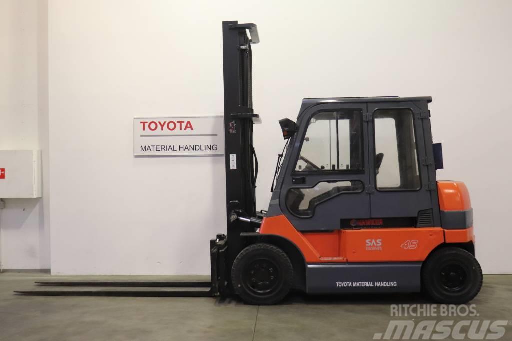 Toyota 7 FB MF 45