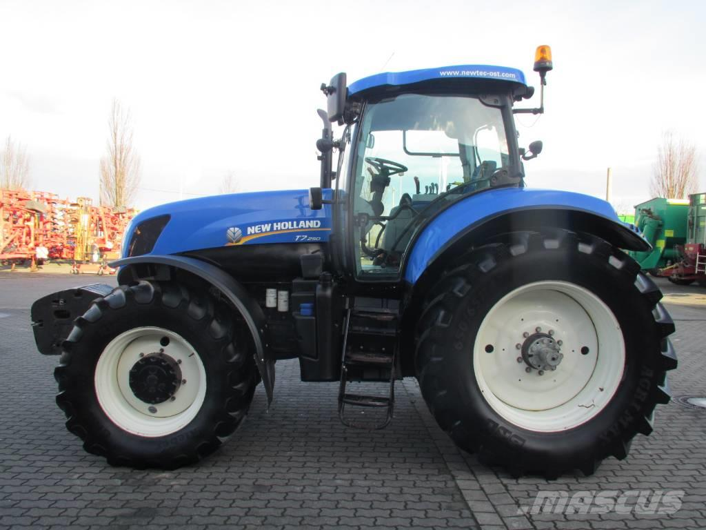 New Holland T 7.250 PC