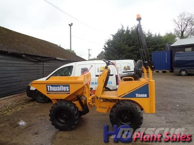 Thwaites 1 ton hi tip