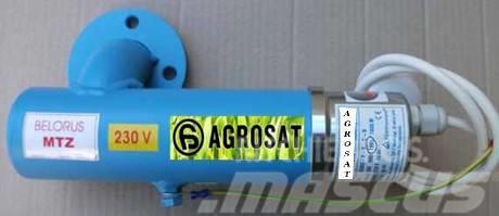 Agrosat MTZ motor előmelegítő  MTZ SPECIAL 1200W