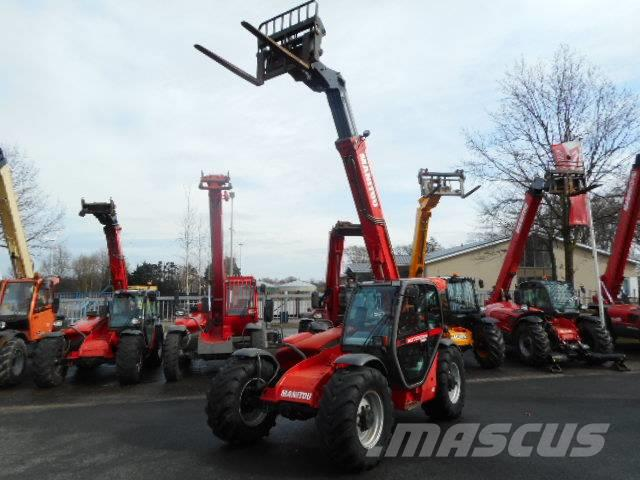 Manitou MLT 735-120 LSU TURBO     JOYSTICK!!