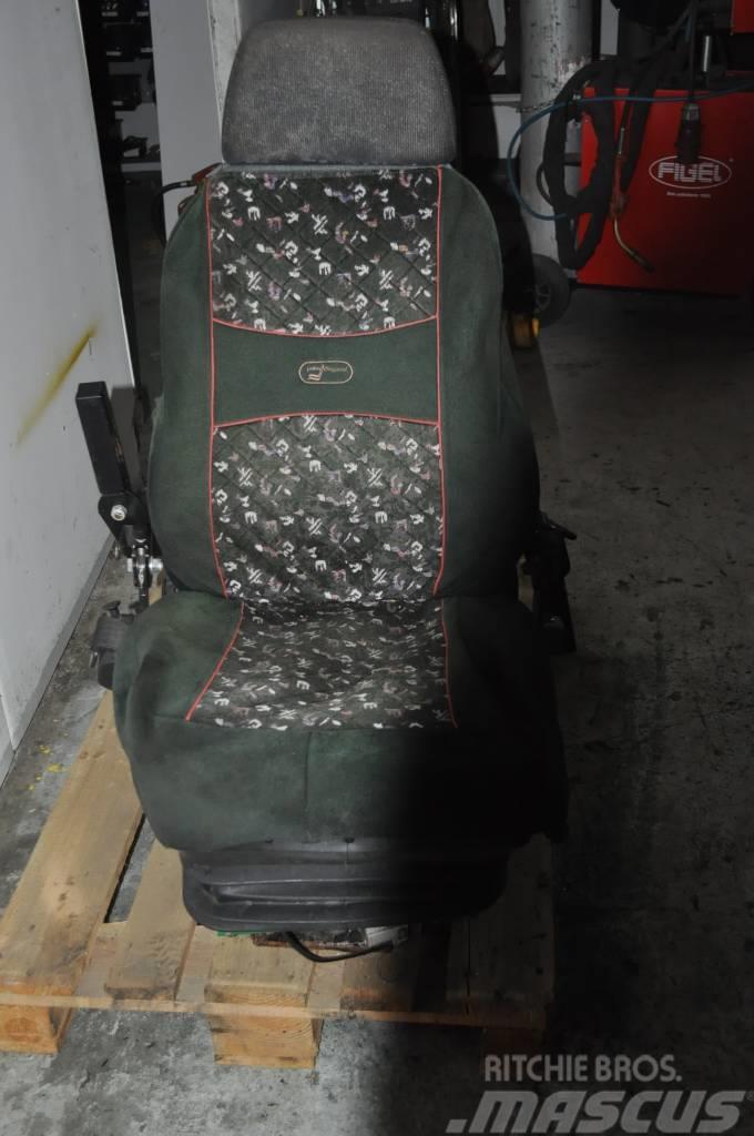 Timberjack 1270B Fotel kompletny